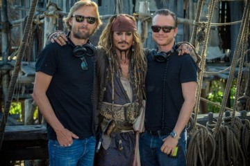 Il backstage di Pirati dei Caraibi - La vendetta di Salazar