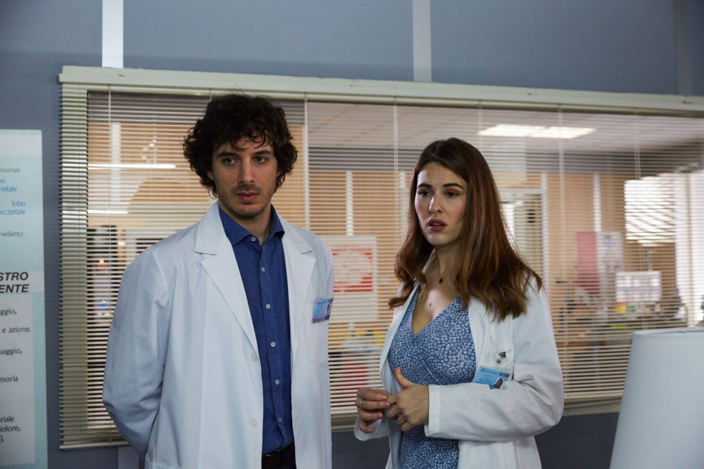 Pierpaolo Spollon e Diana Del Bufalo sono Emiliano e Monica