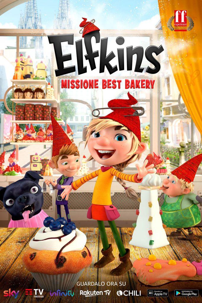 poster del film Elfkins
