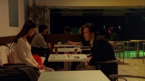 I due protagonisti in una scena del film