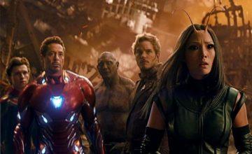 Avengers: Infinity War - Iron