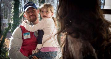 La truffa dei Logan - Jimmy e figlia