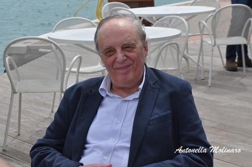 Il regista Dario Argento