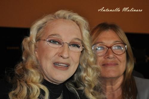 Eleonora Giorgi e Mimma Nocelli