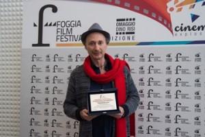 Il regista di Tides (Maree) Alessandro Negrini