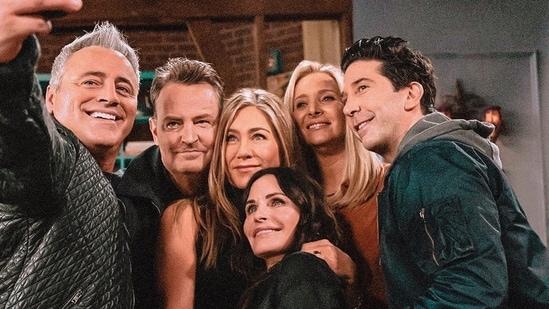 Friends - The reunion