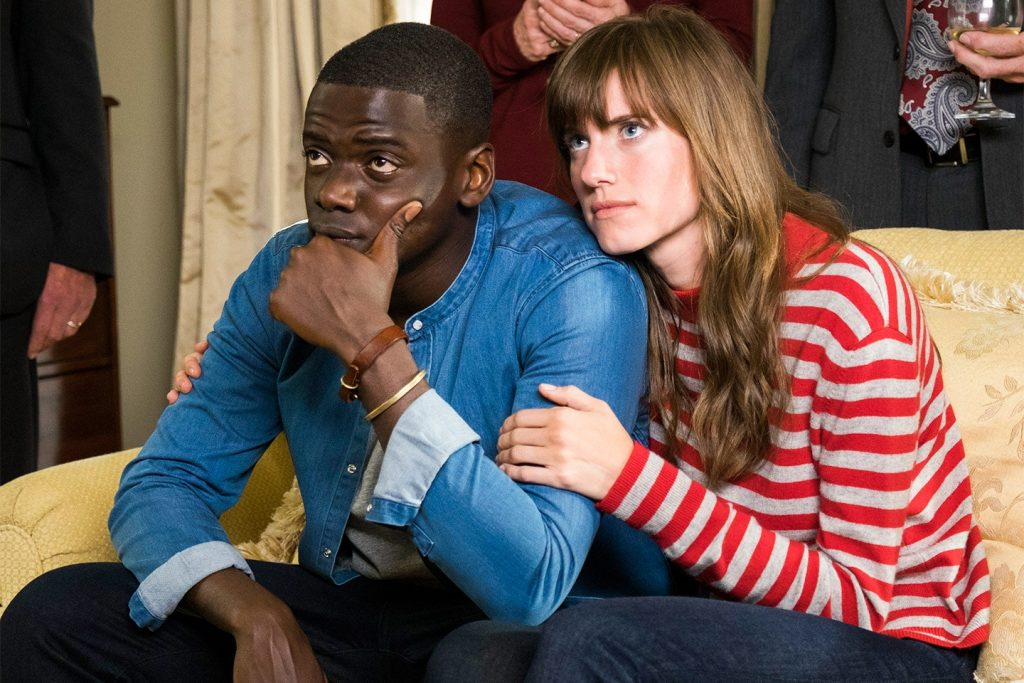 Get Out protagonisti