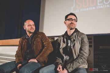 I registi di Mine Fabio Resinaro e Fabio Guaglione