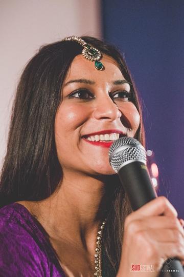 La protagonista Nav Ghotra