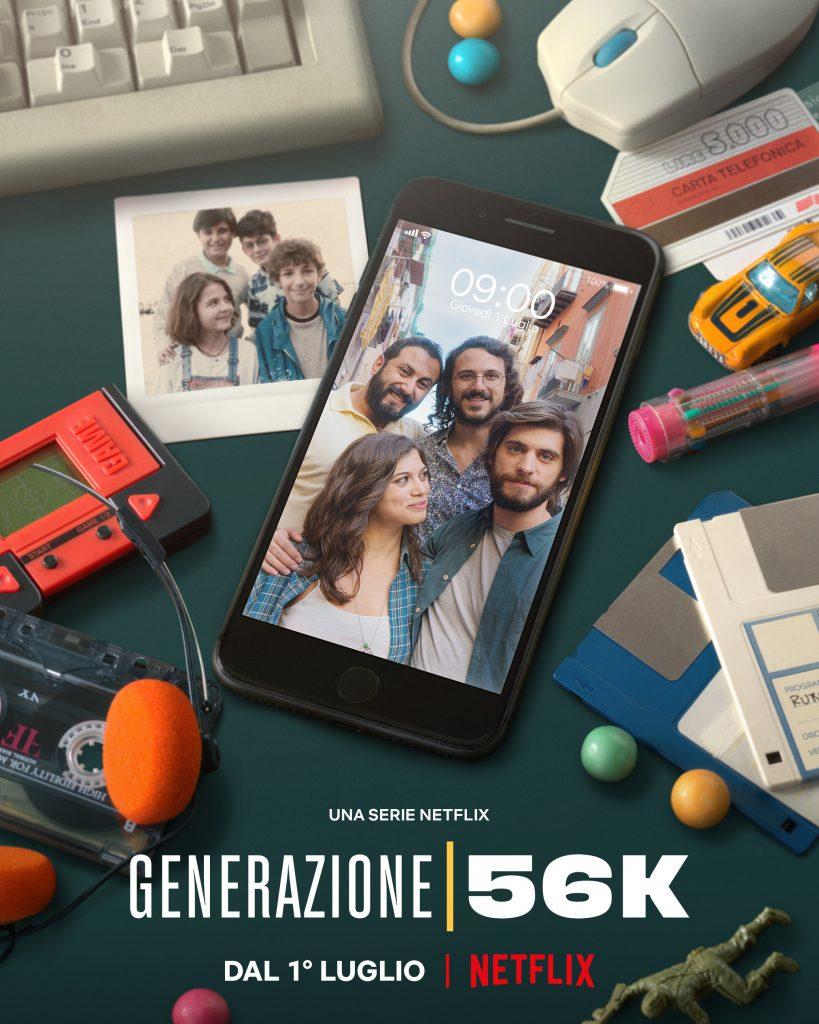 Locandina di Generazione 56k