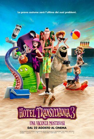 Hotel Transylvania 3 - poster