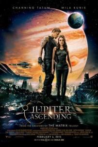Jupiter Il destino dell'Universo film