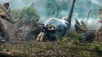 Jurassic World: Il Regno Distrutto - scena