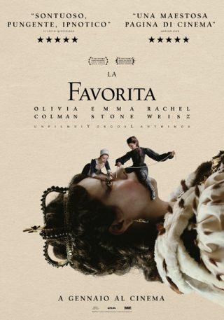 La Favorita - poster