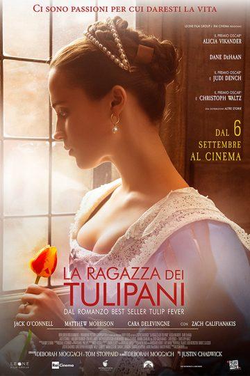 La Ragazza dei Tulipani - poster
