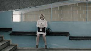Dorota Kolak in una scena del film Le donne e il desiderio