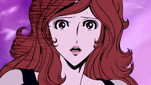 La donna chiamata Fujiko Mine