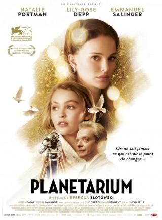 Planetarium di Rebecca Zlotowski