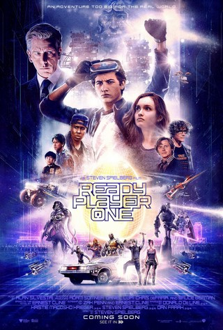 Ready Player One - locandina