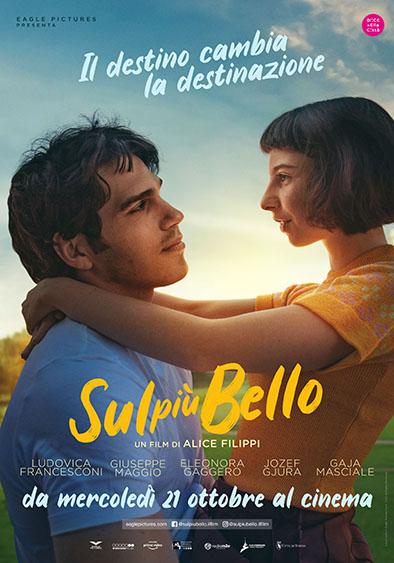sul più bello, il poster del film