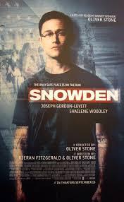 """""""Snowd"""" (2016) di Oliver Stone locandina"""
