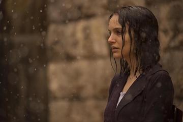 Natalie Portman in una scena del film Sognare è vivereNatalie Portman in una scena del film Sognare è vivere