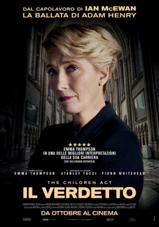 The Children act - Il Verdetto - poster