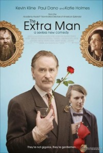 """The extra man"" Locandina"