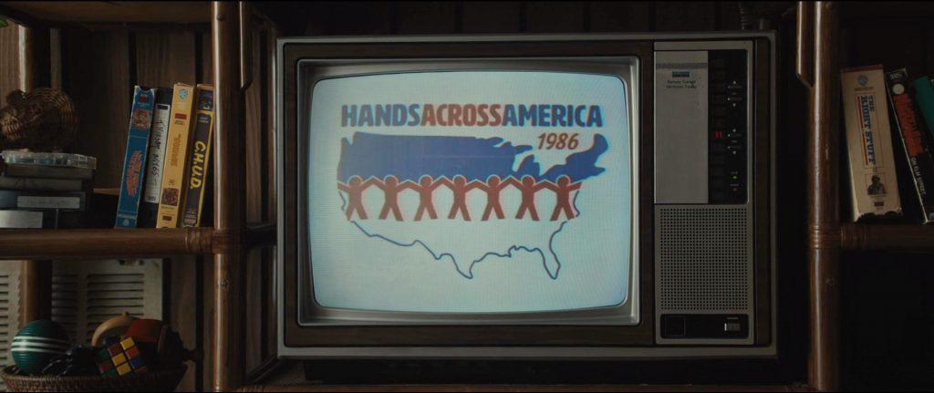 Us - Hands across america