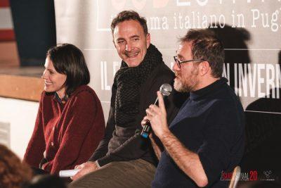 Valerio Mastandrea, Chiara Martegiani, Michele Suma