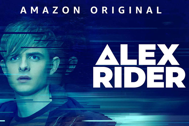 poster della serie Alex Raider