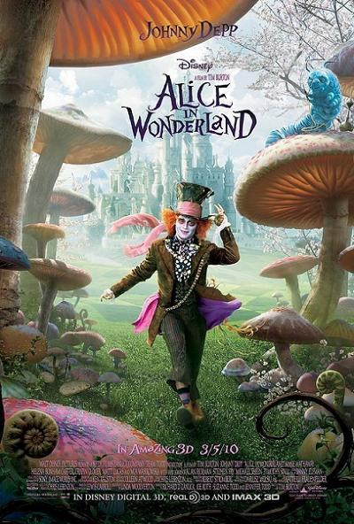 Locandina di Alice in Wonderland