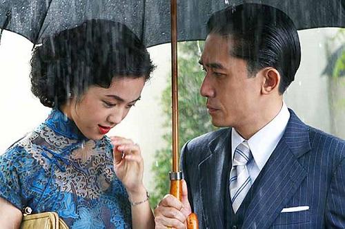 Wang e Yee in una scena del film