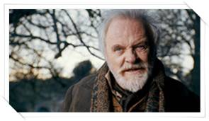 Anthony Hopkins da wolfman