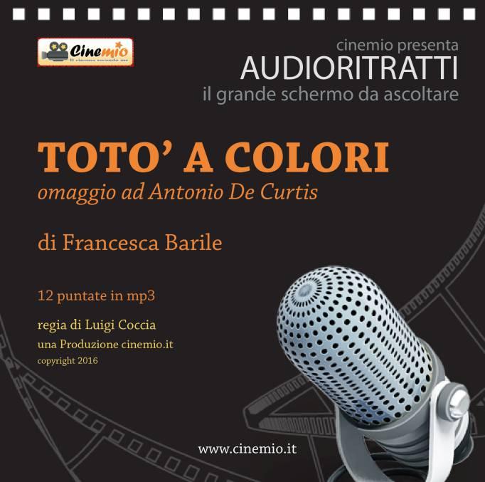 audioritratto di Toto