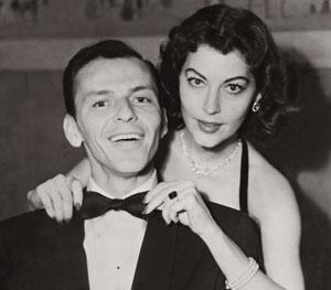 Ava Gardner e Fran Sinatra