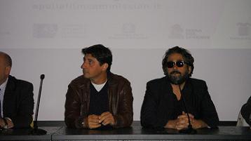 Emilio Solfrizzi ed Eugenio Cappuccio