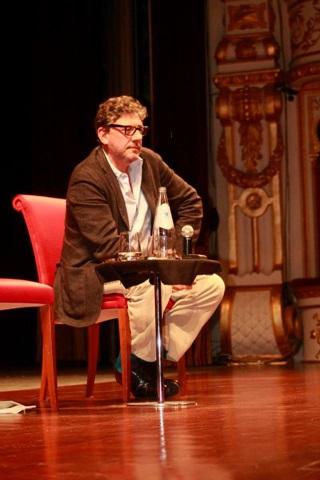 Il regista e attore Sergio Castellitto. Foto di Francesco Guida