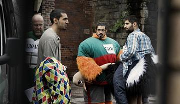 Una scena del film Four Lions