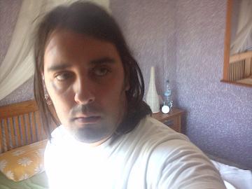 Il regista Davide Melini