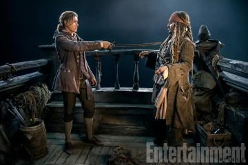 Una scena di Pirati dei Caraibi - La vendetta di Salazar