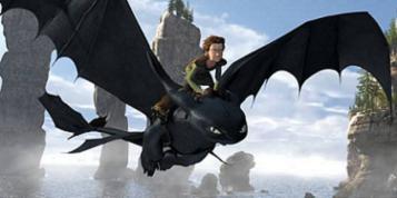 Dragon trainer draghi e vichinghi per l ultimo nato della dreamworks