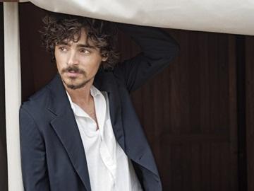 L'attore e regista Edoardo Natoli