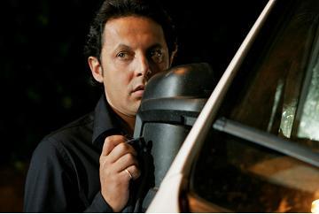 Enrico Brignano in una sequenza del film