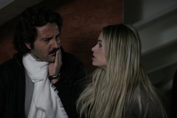 Fabio Ferri e Martina Stella