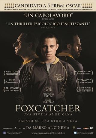 foxcatcher film