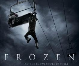 Frozen la locandina del film