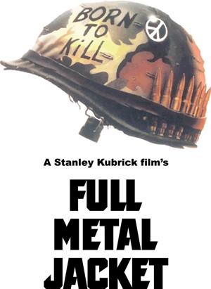 locandina del film Full Metal Jacket