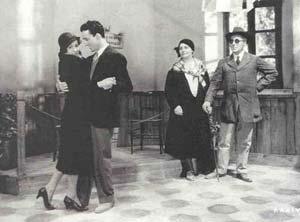 la famosa scena del ballo