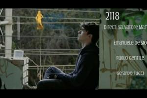 2118 Il mondo vuoto di Salvatore Martines